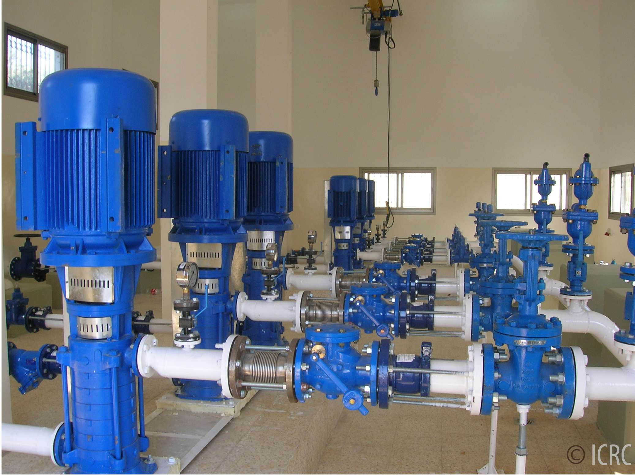 Water Supply Pumping Stations
